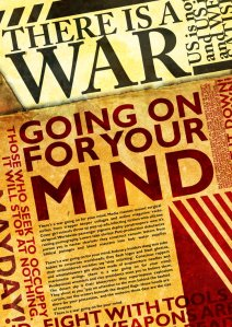 War_going_on_for_your_Mind